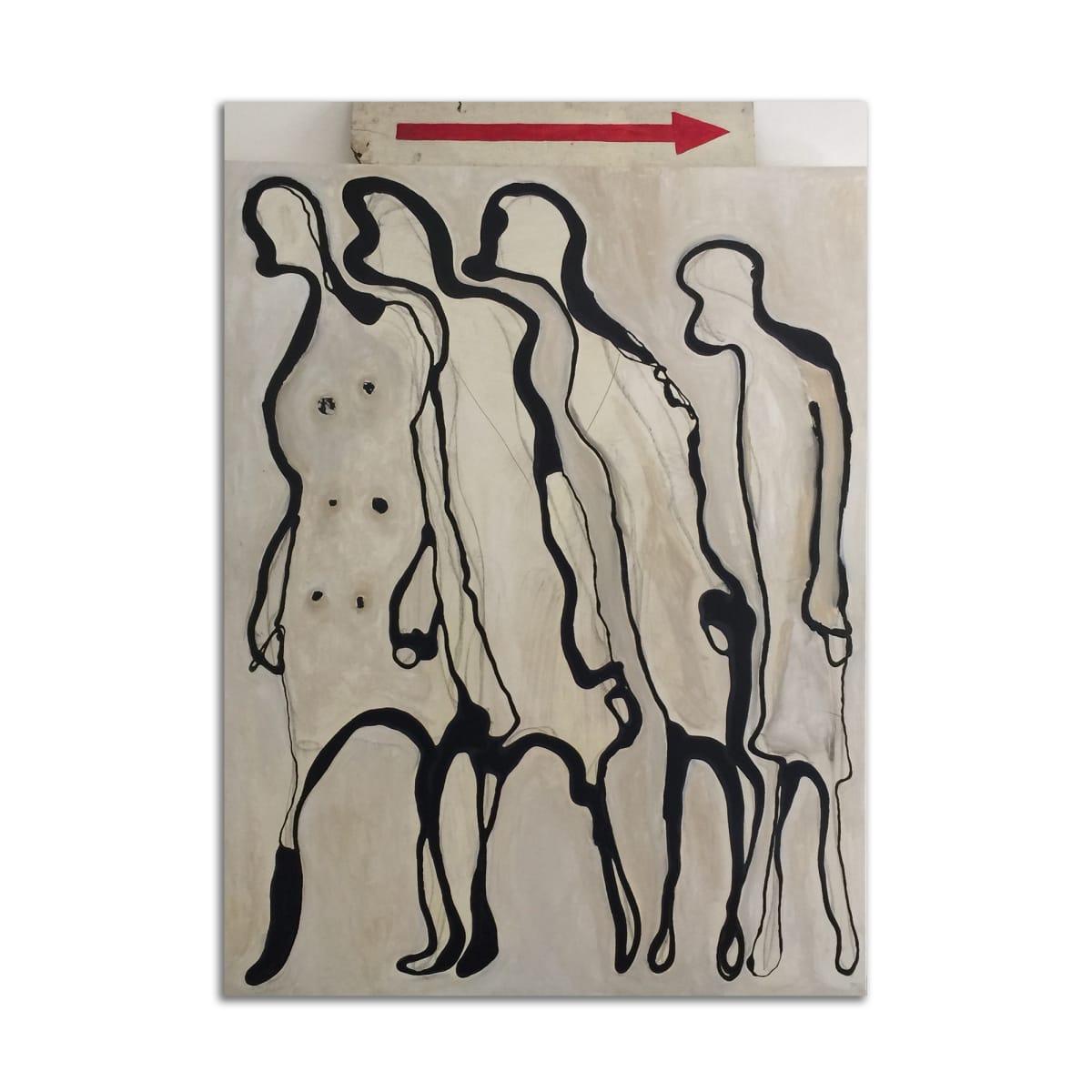 Walkers by Rosie Winstead