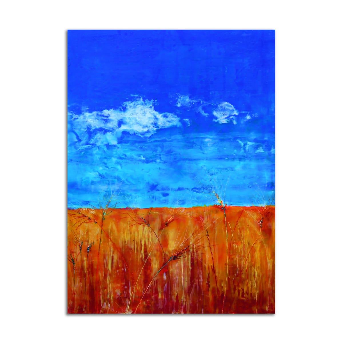 Amber Waves of Grain by T.D. Scott