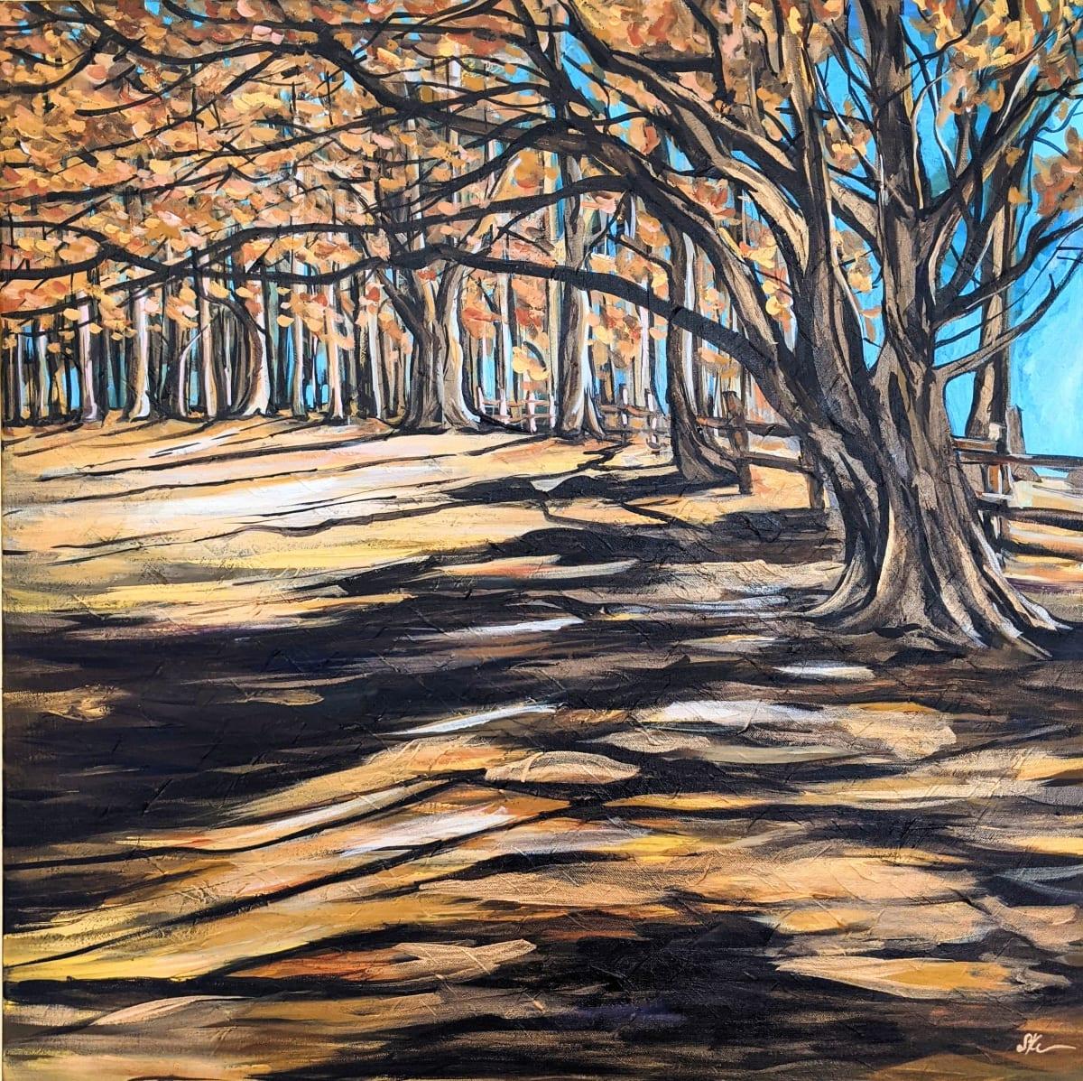 Fitzgerald Cypress Grove by Sonya Kleshik