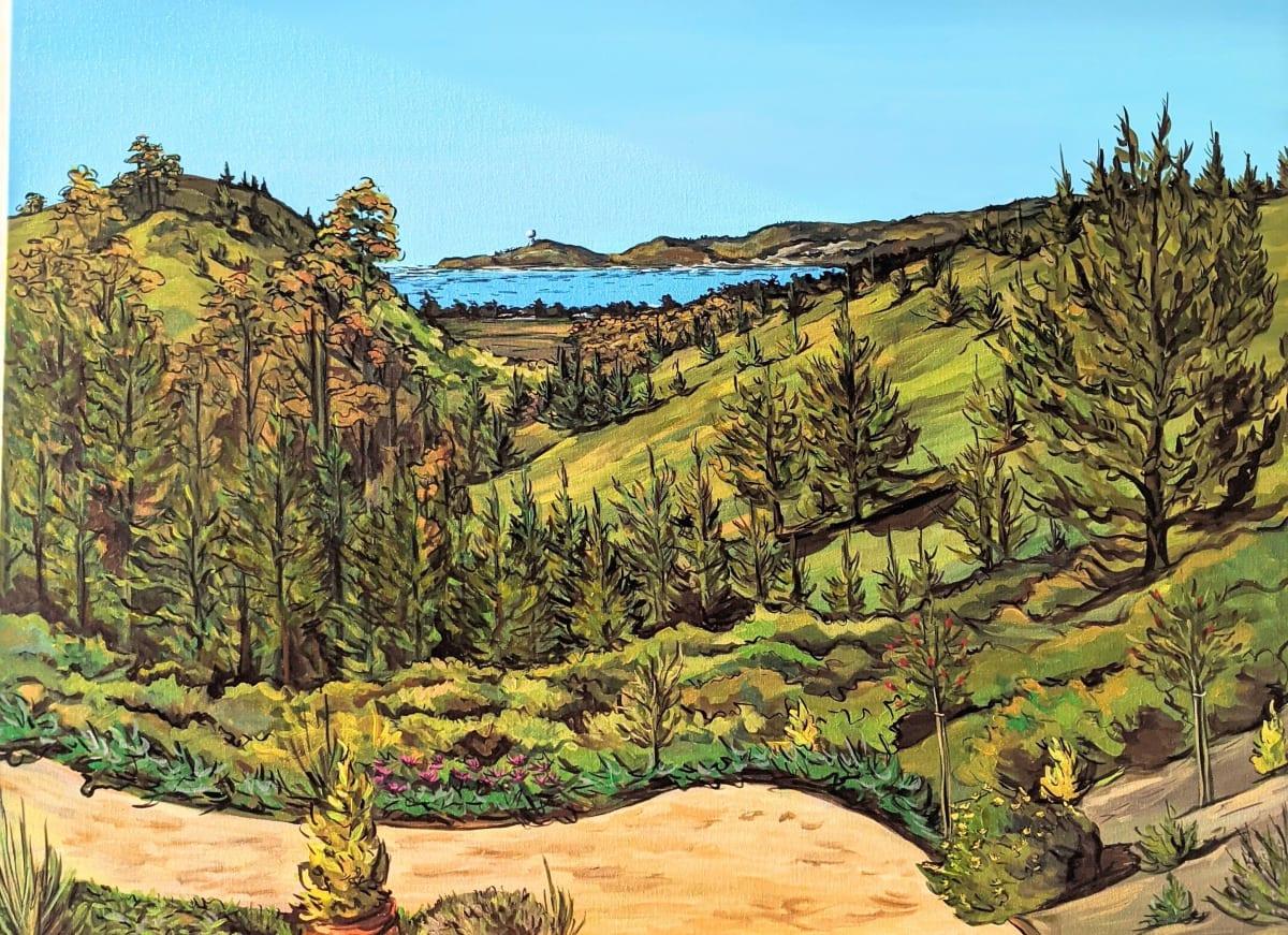 Higgins Canyon by Sonya Kleshik