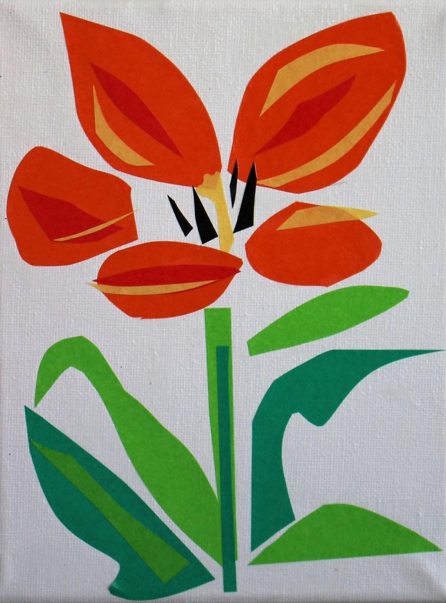 Tulip by Sonya Kleshik