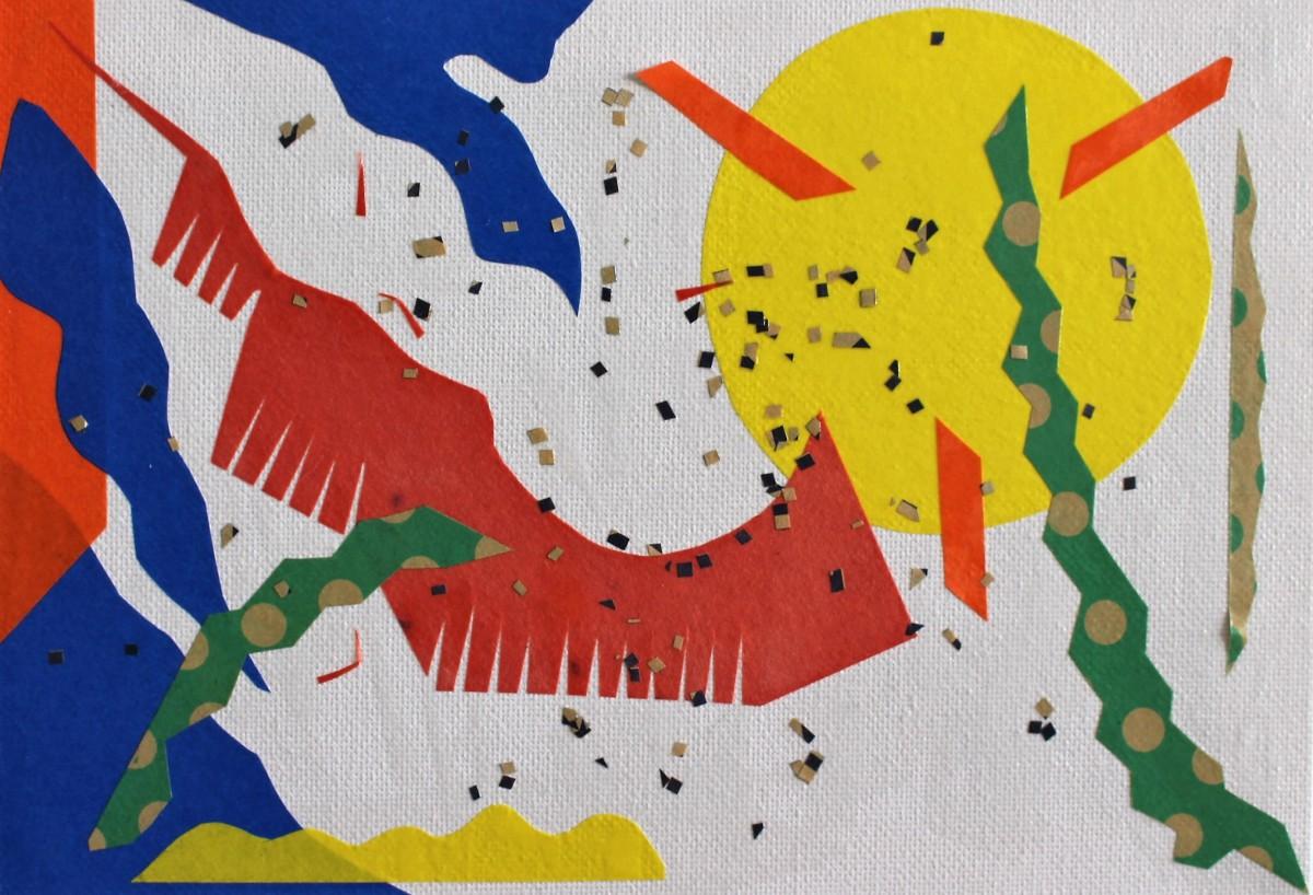 Centipede by Sonya Kleshik