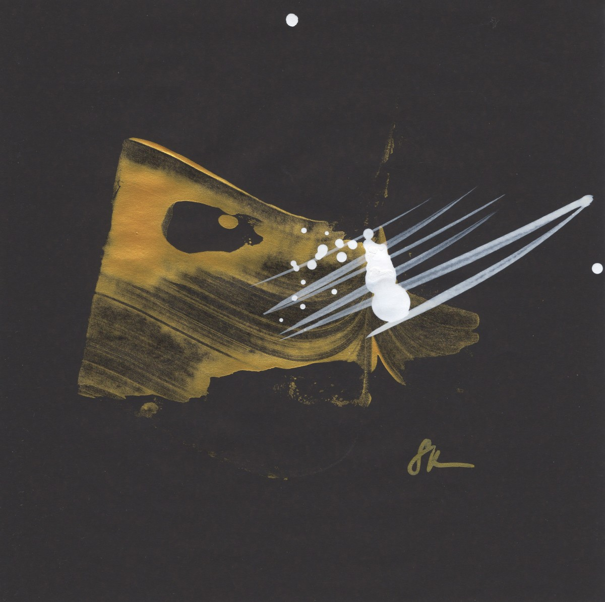 Origami Abstract 6 by Sonya Kleshik