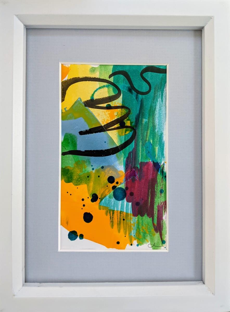 Lush Growth by Sonya Kleshik