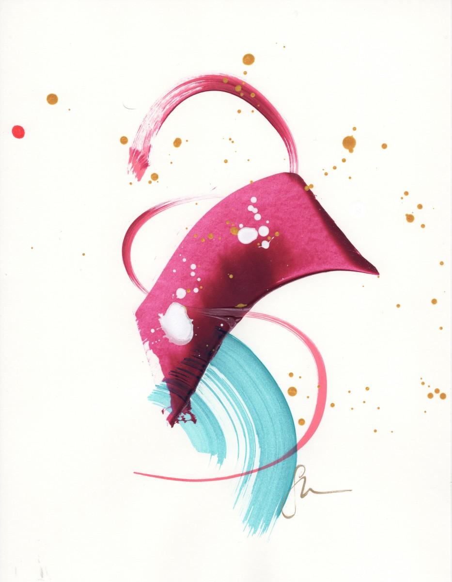 Rising Tide 2 by Sonya Kleshik