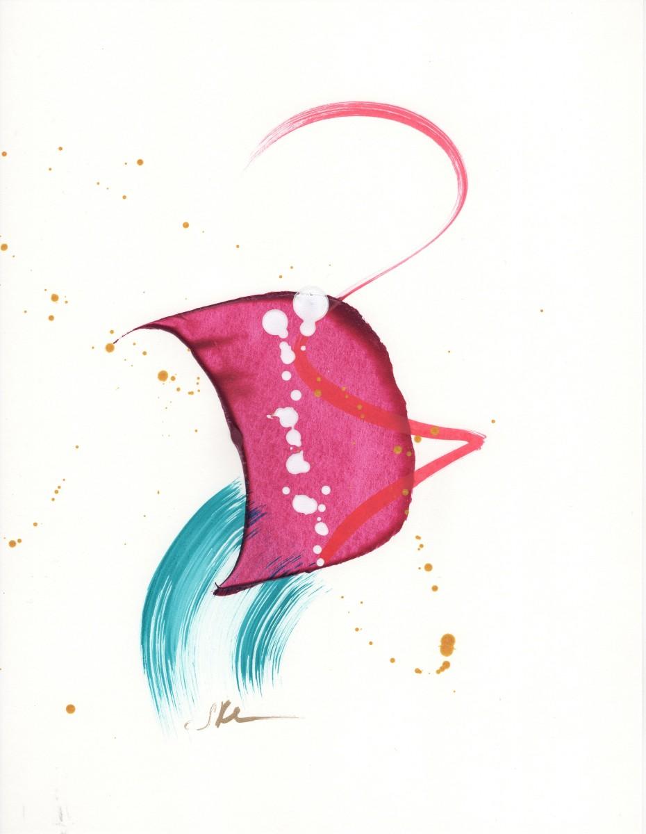 Rising Tide by Sonya Kleshik