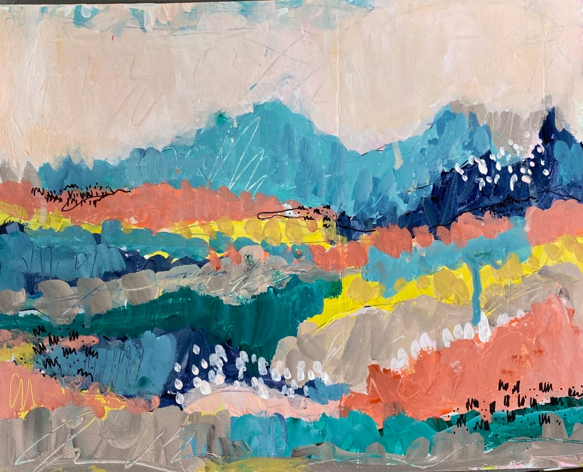 Dry Creek Range by Beth Murray