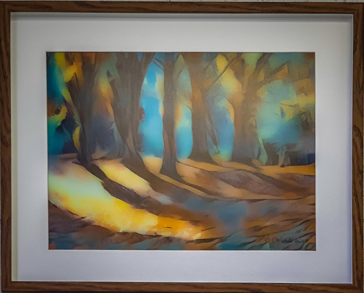Autumn Colours by Wanda Lach
