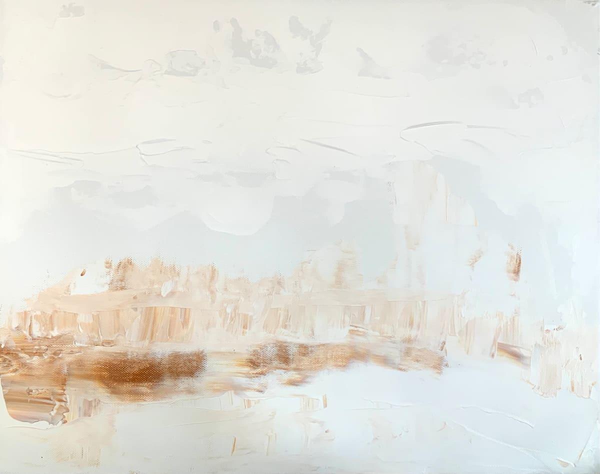 schrouded city by Paige Zirkler