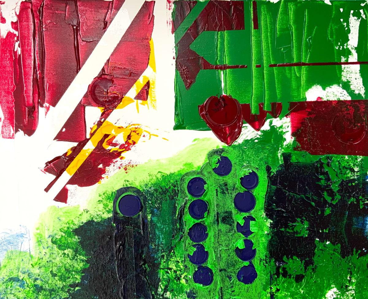 green scene by Paige Zirkler