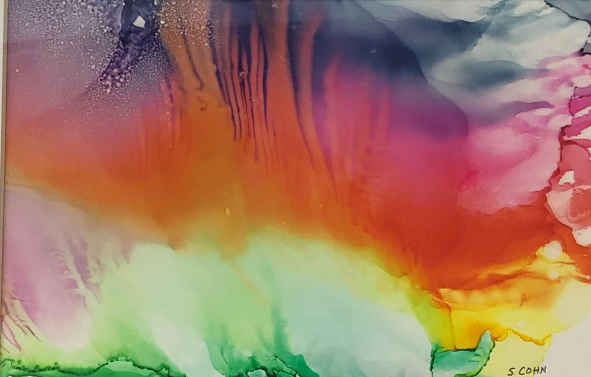 Surprise Sunrise by Susan Soffer Cohn