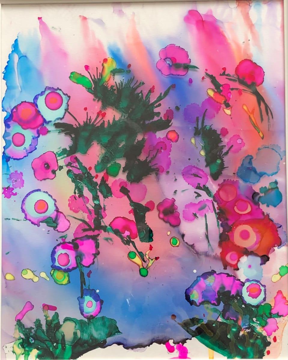 Raining Flowers by Susan Soffer Cohn