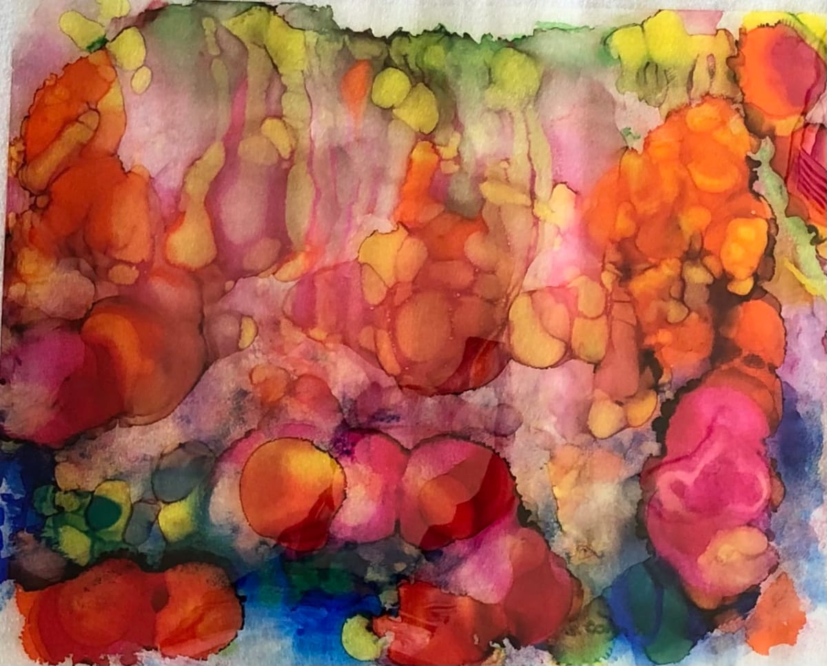 Rocky Shore by Susan Soffer Cohn