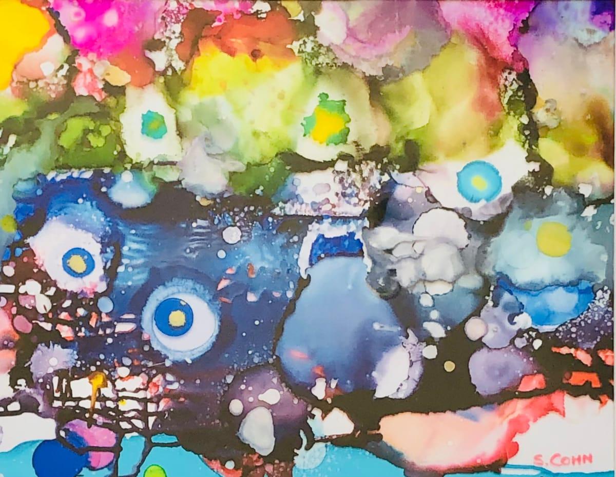 Blue Eyes by Susan Soffer Cohn