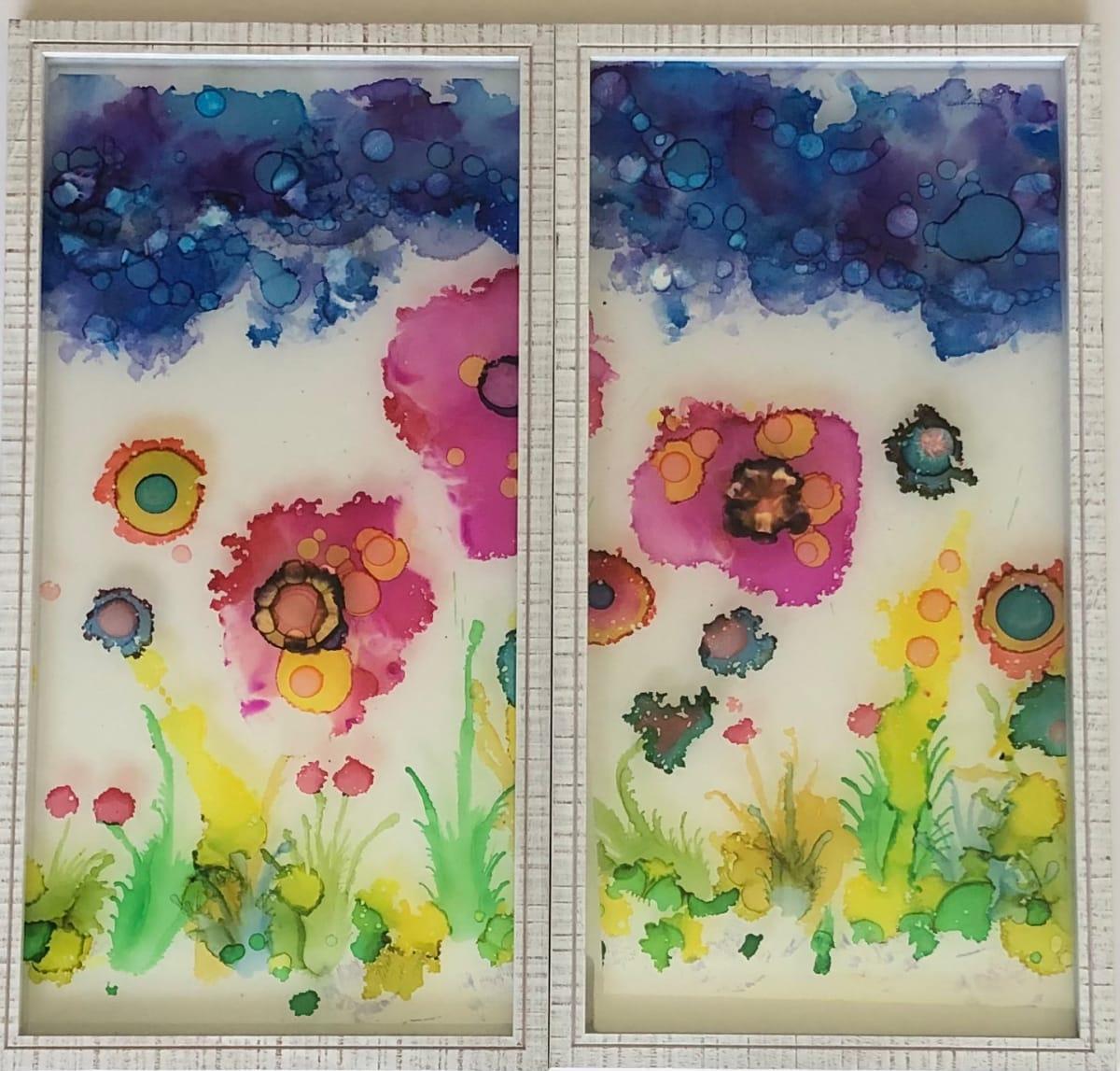 Garden Window by Susan Soffer Cohn