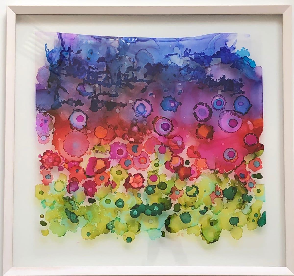 Garden Windows by Susan Soffer Cohn