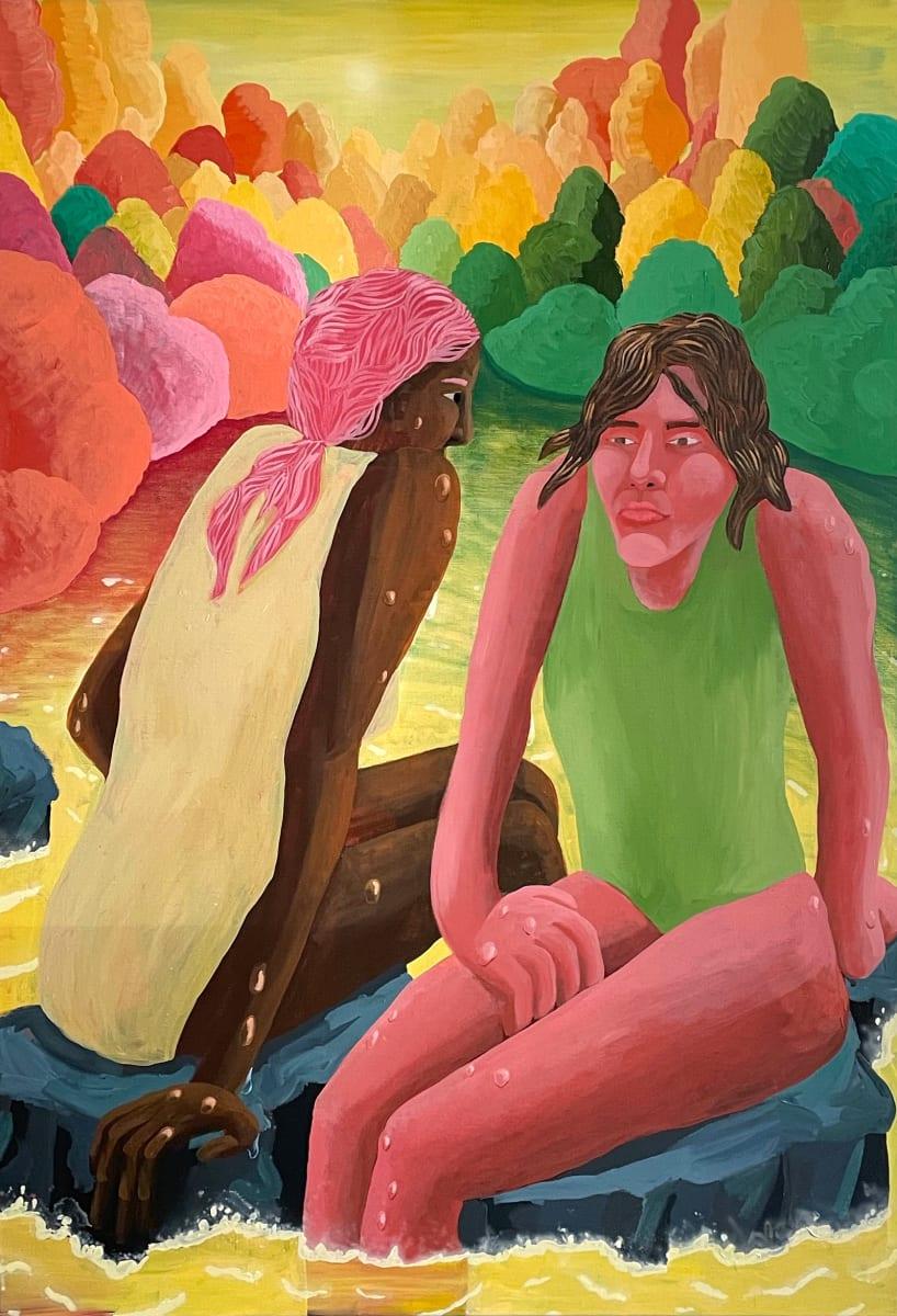 The Lemonade Lake by Heidi Ukkonen