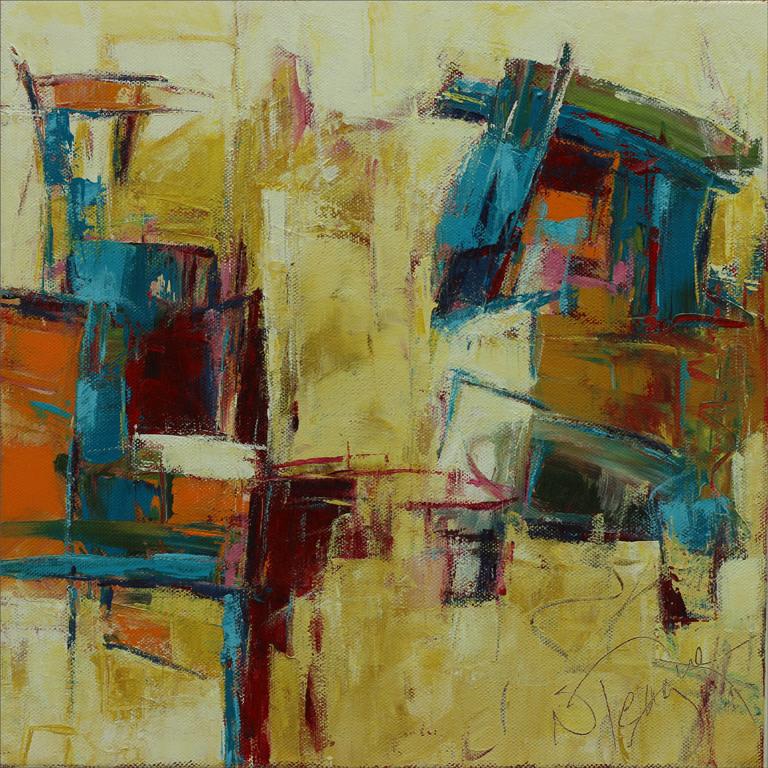 Abode by Nancy Teague