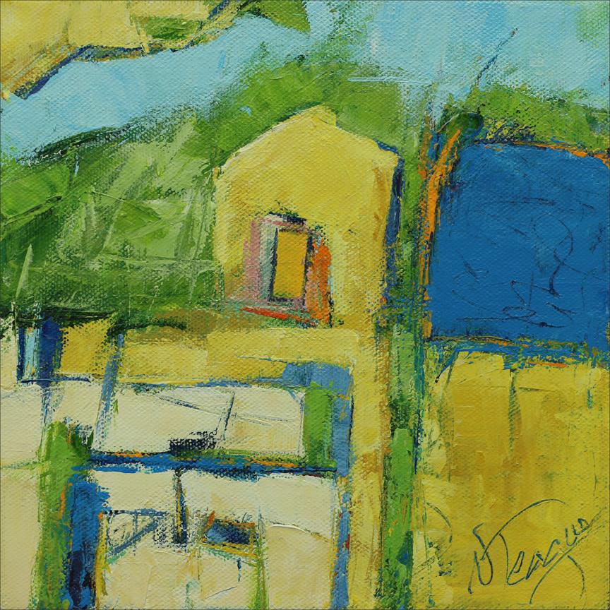 Cabin 1 by Nancy Teague