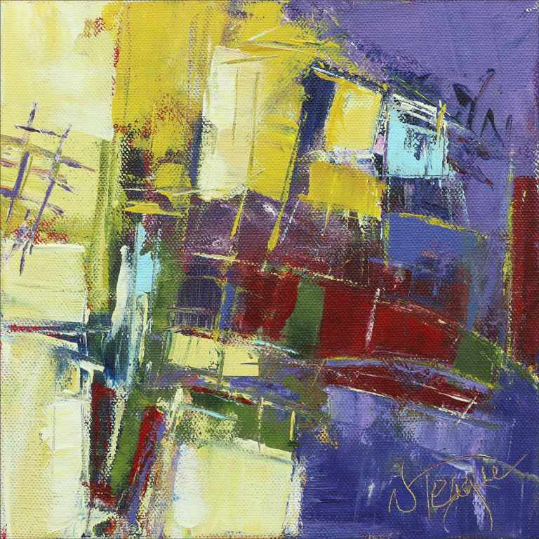 Expanding by Nancy Teague