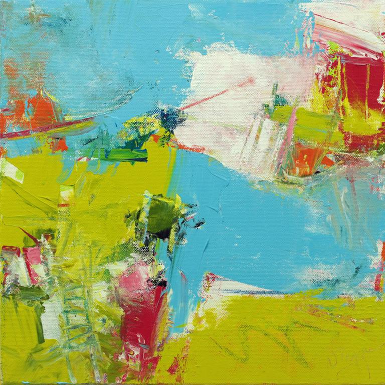 Drifting By by Nancy Teague