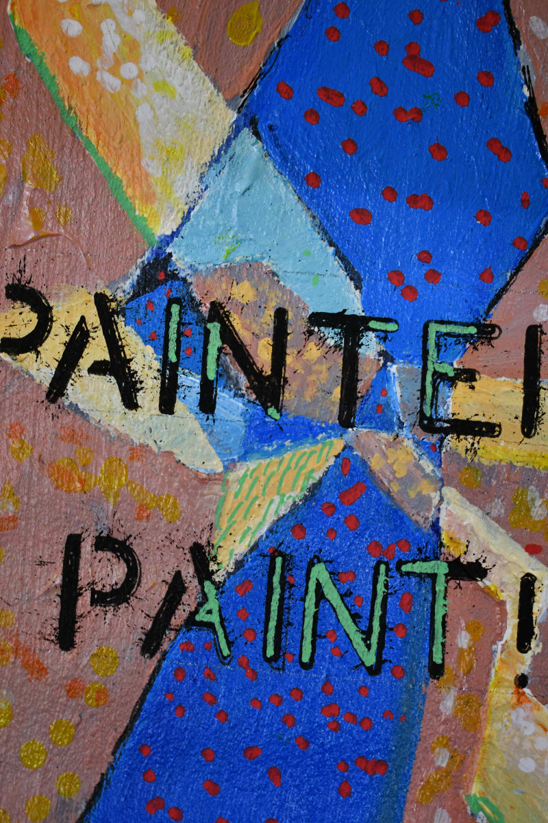 Painters Paint H74200521 by HB Barry Strasbourg-Thompson BFA