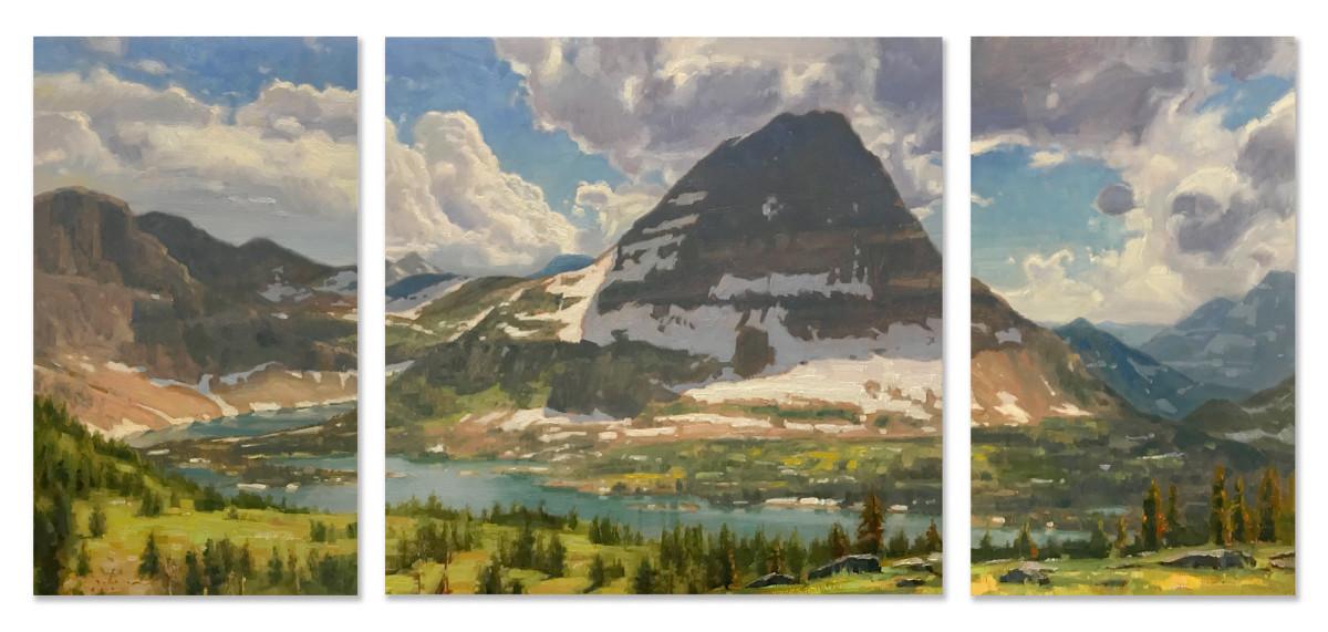 Bearhat Mountain by James L Johnson