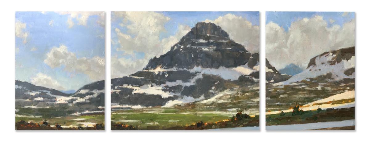Mount Reynolds Majesty by James L Johnson