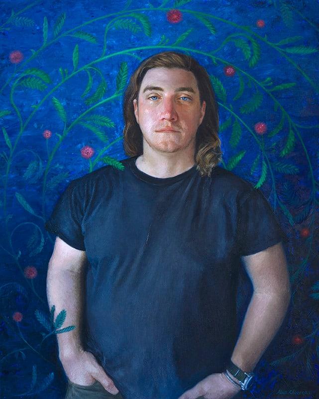 Morivivi (Portrait of Sam)