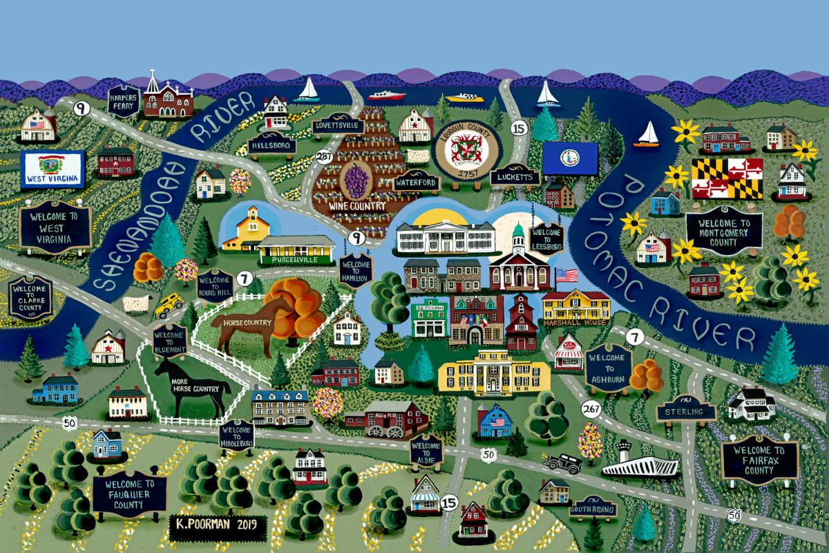 Loudoun County by Kevin Poorman