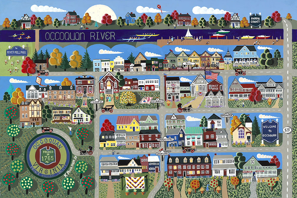 Occoquan by Kevin Poorman