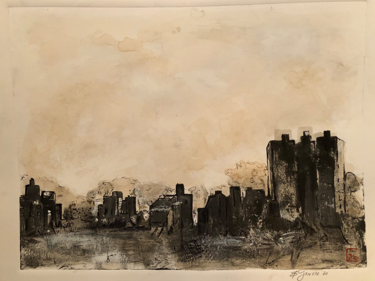 Dark City by Susan Grucci