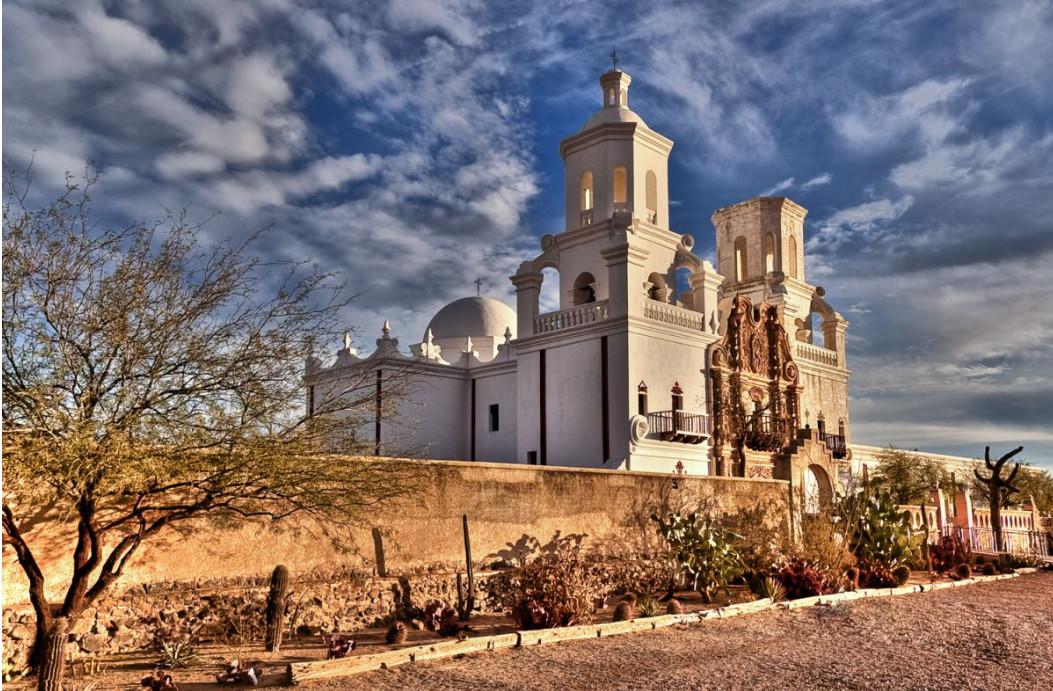 San Xavier Mission 2