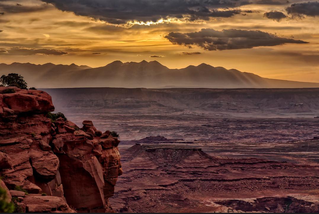 Sunrise at Grandview – Grand Canyon