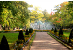Peterhof Gardens, Russia