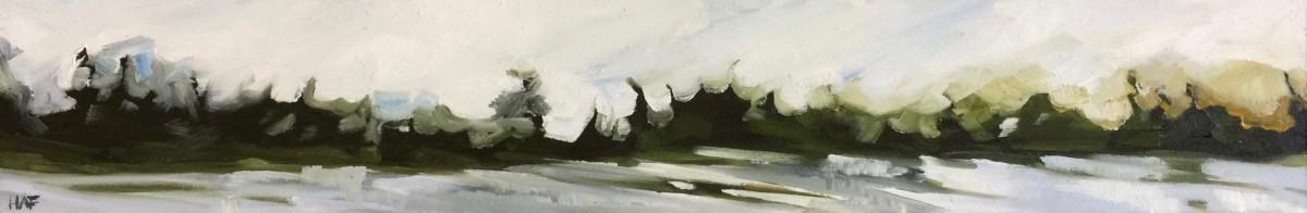 Fall Lake 1 by Holly Ann Friesen