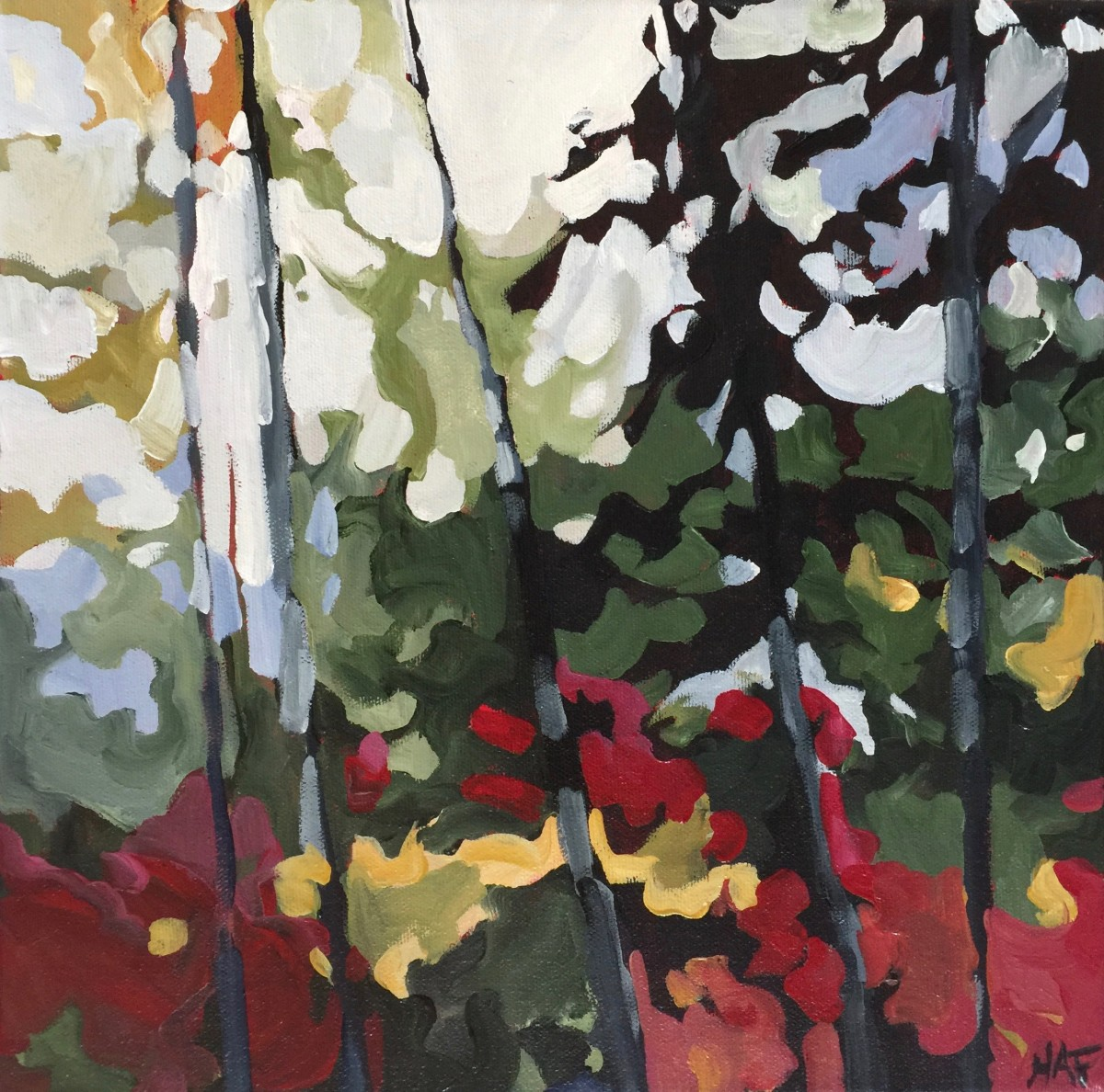 Forest Shapes 2
