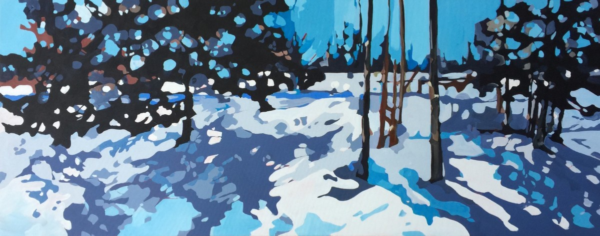 untitled (blue winter)