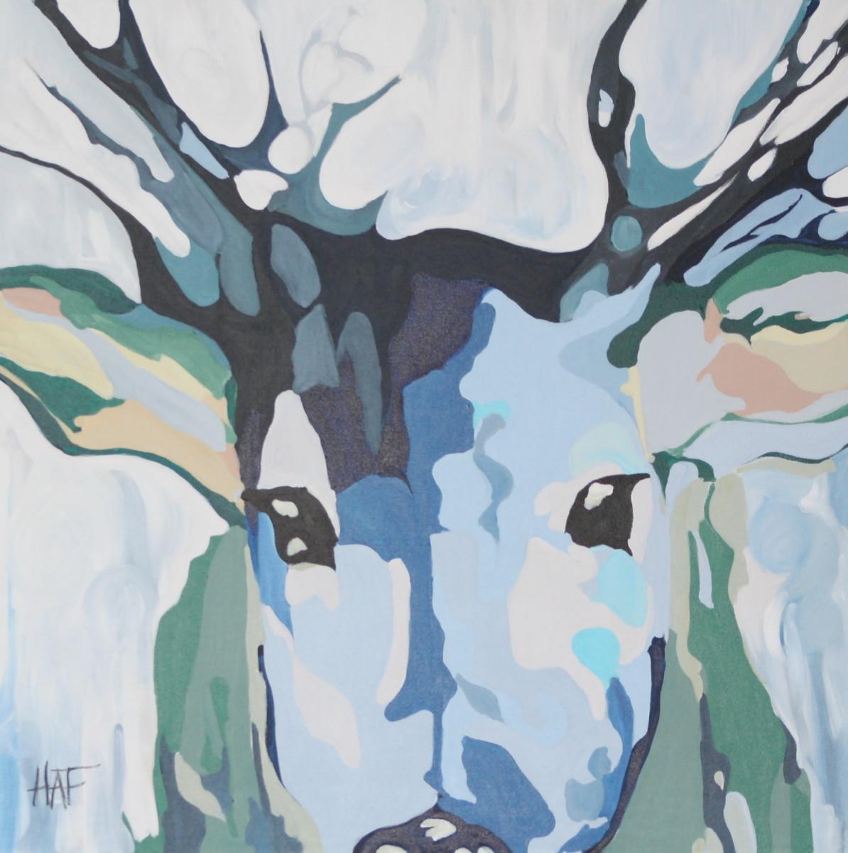 Buck 3 by Holly Ann Friesen