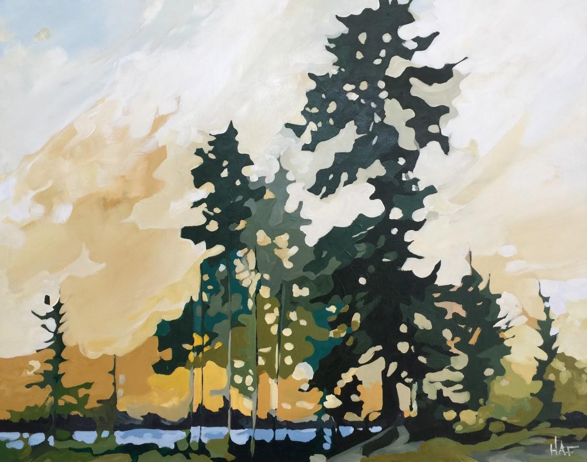 Point of Interest by Holly Ann Friesen