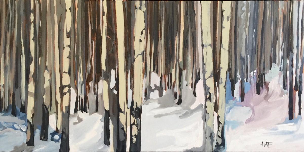 Cloudy Birch I
