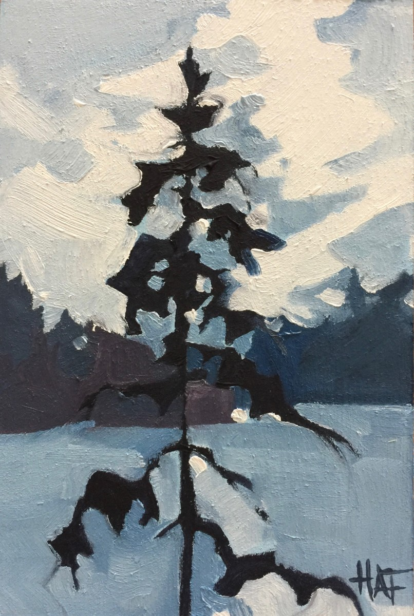Northshore 4 by Holly Ann Friesen