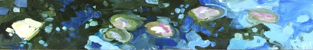 Waterlilies in the Park 3