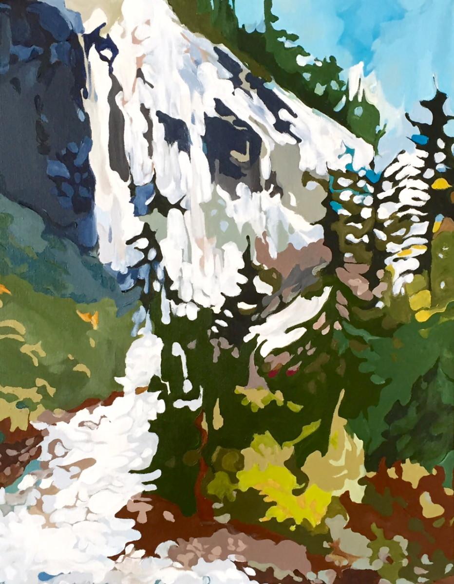 Via the Falls by Holly Ann Friesen