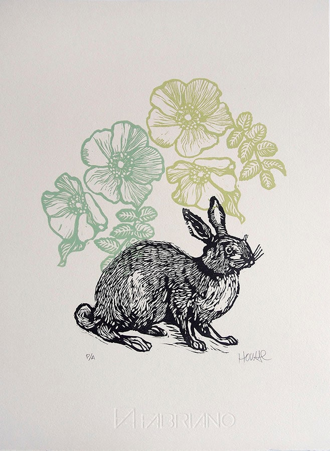 The Hare by Carolyn Howse