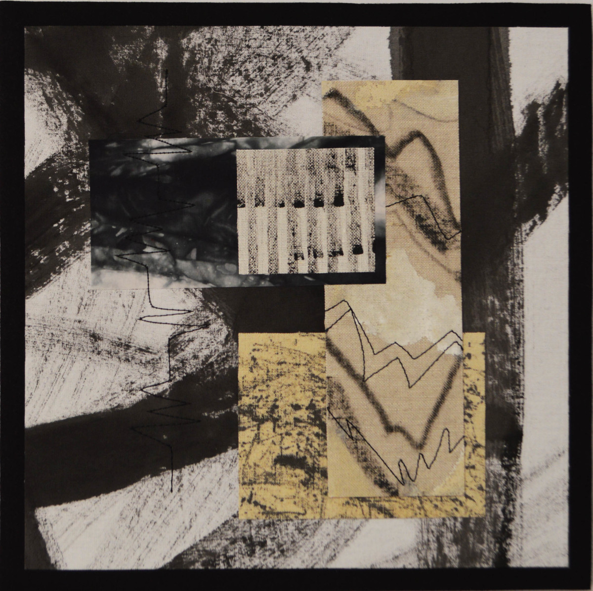Notations #14 by Susan Purney Mark