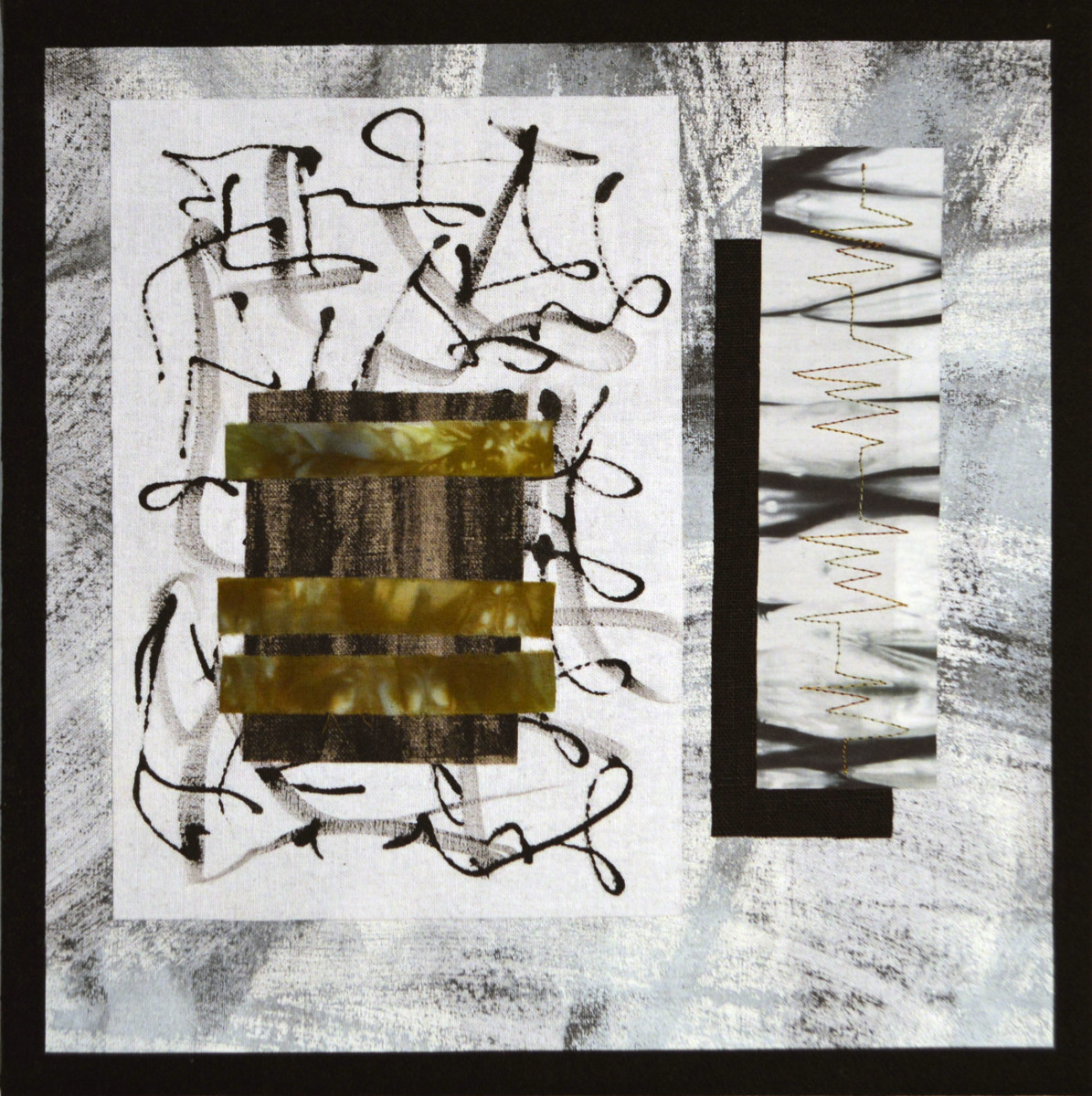 Notations #16 by Susan Purney Mark
