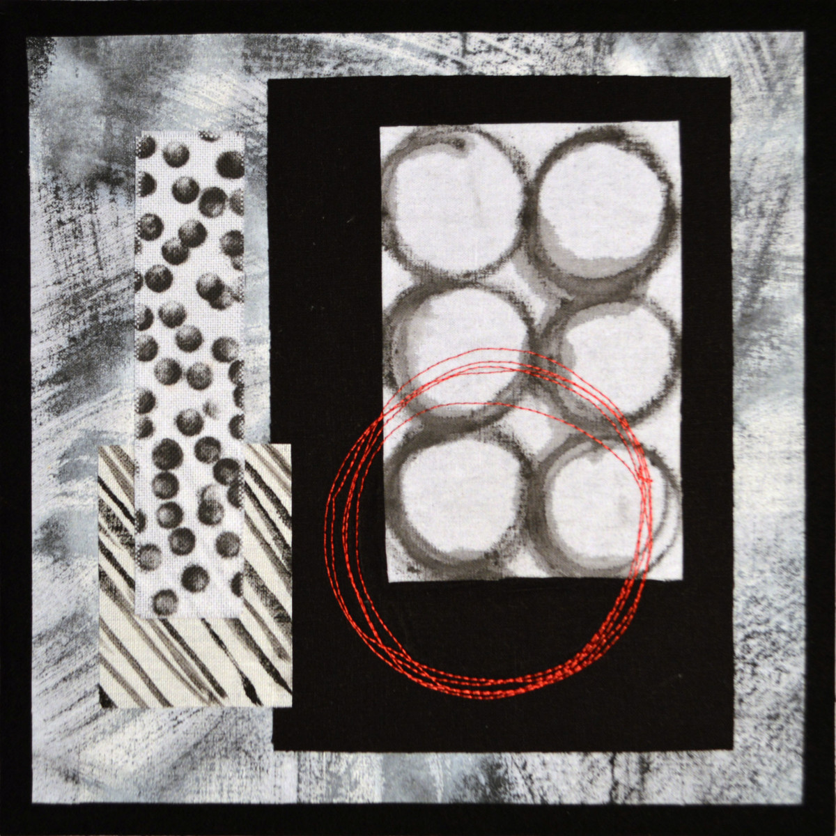 Notations #24 by Susan Purney Mark