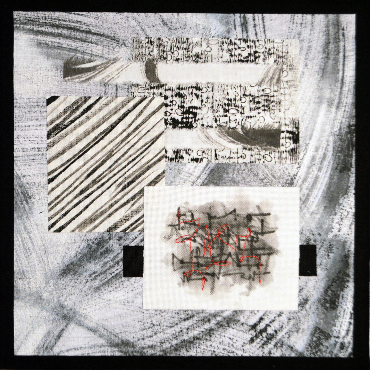 Notations #25 by Susan Purney Mark