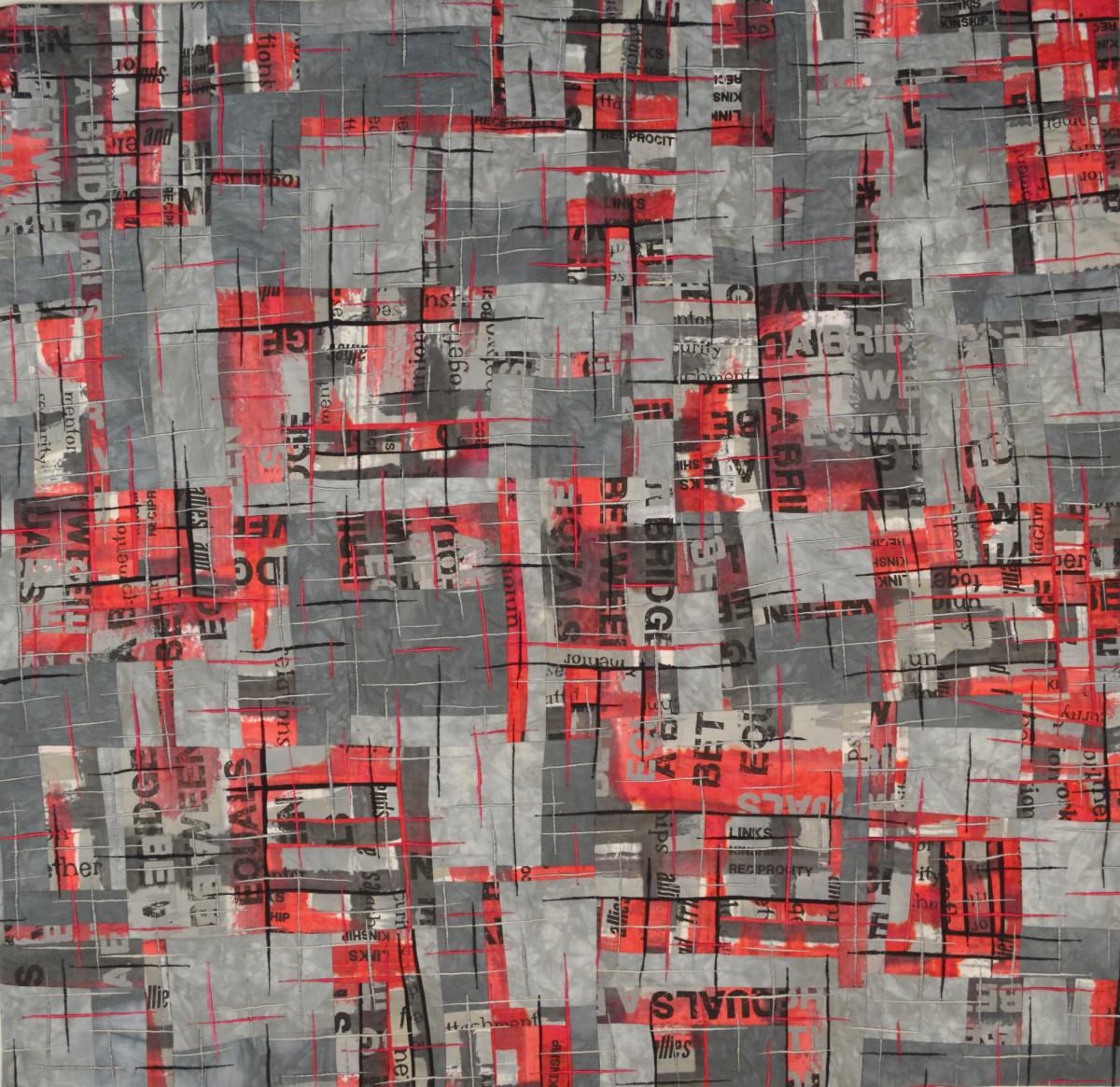 A Bridge Between Equals by Susan Purney Mark